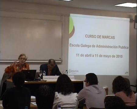 Soledad Rodríguez Antón, directora xeral de ANDEMA - Curso de Marcas